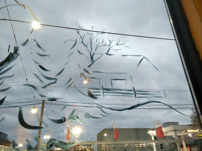 November 12 ~ Storefront Drawing