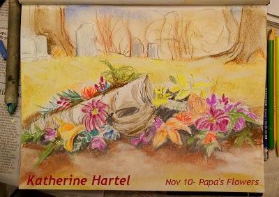 November 9th ~ Coffin Spray