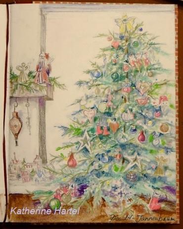 December 24 ~ Oh Tannenbaum!
